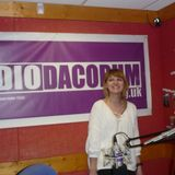 Raw, bruised knuckled and beautiful Emma Thomas with Radio Dacorum's Sarah Lowther (17/4/2016)