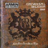 (2008) Armin van Buuren - Universal Religion (Live @ Armada, Ibiza)