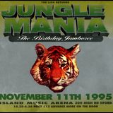 Jumping Jack Frost w/ MC Flux & MC MC - Jungle Mania 'Birthday Jamboree - 11.11.95
