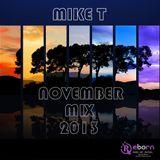 Mike T ► November Deep / Progressive mix