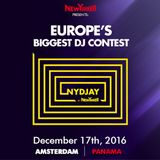 NYDJAY by NEWYORKER - Dj. SickMind - The Netherlands
