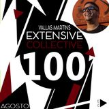 Podcast Extensive Collective special reference number #100 with Vallas Martins