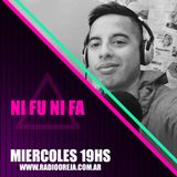 NI FU NI FA - PROGRAMA 001 - 21/09/2016 MIERCOLES DE 19 A 21 WWW.RADIOOREJA.COM.AR