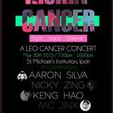 AARON-NICKY ZING-KENG HAO KICKIN' CANCER PROMO MIX
