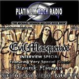 The Michael Spiggos Melodic Rock Show 05.04.2015 featuring Henrik Flyman (Evil Masquerade)