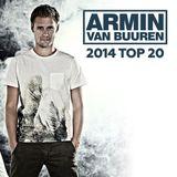 Armin van Buuren - A State Of Trance 694 Top of 20 2014 (18-12-2014)