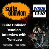 Suite O' Reunion Interview with Tom Leu on WROK Radio - January 12, 2018