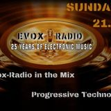 Evox-Radio-Sunday Matinee-Progressive Techno in the Mix(21.02.2016)