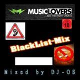 BlackList-Mix von DJ-OS