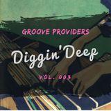 Groove Providers - Diggin' Deep #003