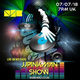 The JJPinkman Show [NO79] Diesel Power Extra - Covering for Bassica