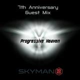 Progressive Heaven 7th Anniversary Guest Mix - Deep Melodic Progressive Techno
