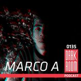 DARK ROOM Podcast 0135: Marco A