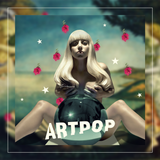 Lady Gaga - ARTPOP (Slow Motion Instrumental)