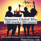 DJ Vjay - Global Desi Mix #19 (30in30)