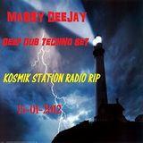 Massy DeeJay Dub/Deep Techno Set 15-01-12