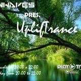 Twinwaves pres. UplifTrance 266 (24-04-2019)