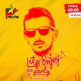 Mose N - Guest Set @ Pro FM Party Mix (12.10.2018)