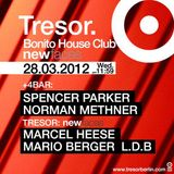 Marcel Heese @ Tresor (28th March 2012)