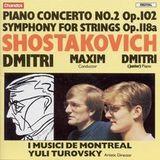 Piano Concerto No2 in F major Op. 102