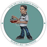 45 Live Radio Show pt. 7 with guest DJ FOOD