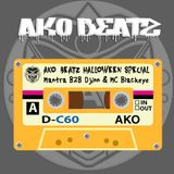 AKO Beatz Halloween Special - Mantra & Djinn with MC Blackeye
