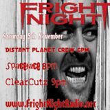 Distant Planet - Fright Night Radio Bonfire Weekend