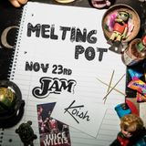 The Melting Pot Round II live @ JAM, BKK