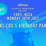 Part I / Igor Marijuan / Live from Carl Cox birthday party @ Sands / 30.07.2012 / Ibiza Sonica