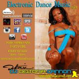 DJ Deltonia Cannon Electronic Dance 8 by Dj Deltonia Cannon on Mixcloud
