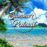 Kike Olmedo@Summer podcast