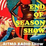 Ritmo Radio Show - 28.06.2014 end of season show + MARTINI & JOPPARELLI in the mix