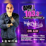7.2.16 103.3 AMP RADIO DJ HECTIK SATURDAY NIGHT STREET PARTY PT.2