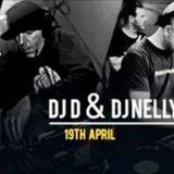 LS Dare b2b D b2b Nelly RudeFm 19th April 17