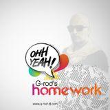 G-rod - homework