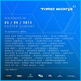 Timo Maas - live at Time Warp 2015, Mannheim, Germany - 05-Apr-2015