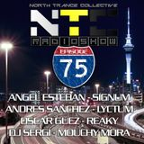 Angel Esteban Guest Mix - North Trance Radioshow 075 (26-05-2013)