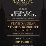 IMPOSSIBLE BOXING DAY 2018 UKG MIX - STEVEO