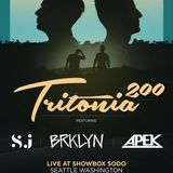SJ - Live @ Tritonia 200 (Showbox Sodo, Seattle) – 19.01.2018