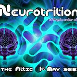 Neurotrition - A Psyde Order Of Delic @The Attic, Torquay 1/5/15