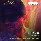 Leyva - Live on COCOfm's Sounds for Sunday, Episode 1- October 23, 2016