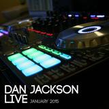 Dan Jackson Live: January '15 Demo