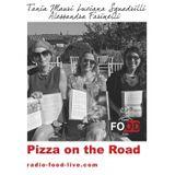 PIZZA ON THE ROAD 24.SETTEMBRE.2018 - Ospiti al telefono Franco Pepe e Manuel Lombradi