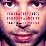 Sander Van Doorn Live @ Pacha New York City 12/31/12