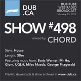 DUB:fuse Show #498 (February 23, 2013)
