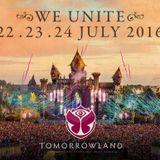 Sasha @ Tomorrowland 2016 (Boom, Belgium) – 22.07.2016 [FREE DOWNLOAD]