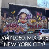 Vi4YL060: The New York crate digging Mixtape part 1. Vinyl only Soul, hip-hop, funk, disco and more!