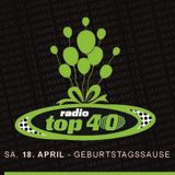 Chris.I.Am - Radio TOP40 Geburtstag @Uhrenwerk Weimar 18-04-2015