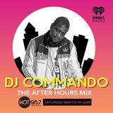 "Dj Commando-Hot 95.7fm ""After Hours Mix"" 12-1-17"