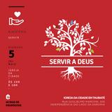 40 DIAS DE PROPÓSITOS | SEMANA 5 |SERVIR A DEUS DEUS - PR. DOUGLAS SANTOS